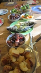 Our Jubilee feast -- a mix of East and West