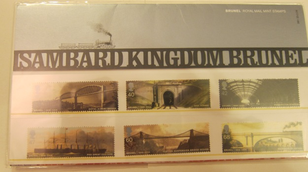 Royal Mail Mint Stamps