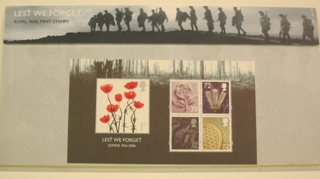 Lest We Forget: Somme: 1916-2006