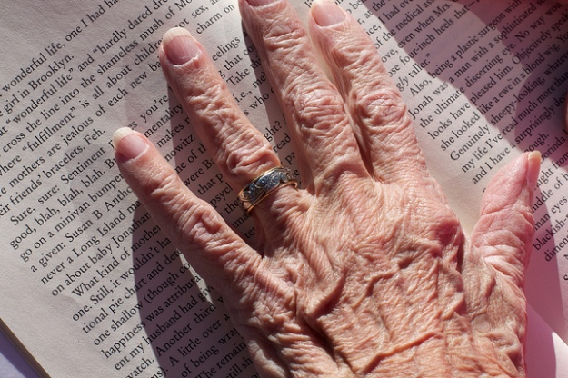 Hands of time (image by cogdogblog via Flickr)