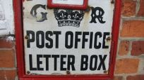 letter box text