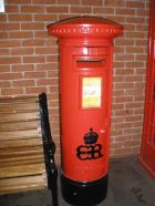 Edward VIII post box