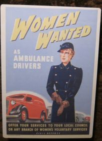 War Museum women
