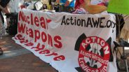 Action AWE campaign: stop atomic weapons