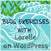 Lorelle on WordPress logo
