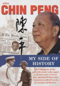 Chin Peng's book: My side of history