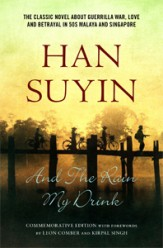 "Han Suyin's ""And The Rain My Drink"" commemorative edition"