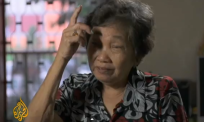 Chong Koon Ying - her father was killed in Batang Kali in Malaya in 1948 by the British troops.