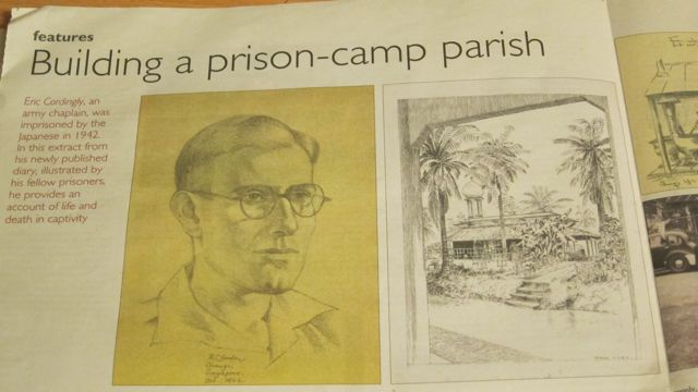 Padre Eric Cordingly: Building a prison-camp parish