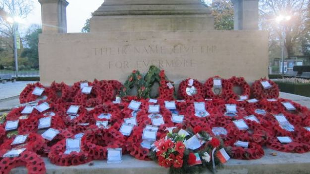 In Southampton: Their name liveth for evermore.